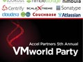 Accel Partners VMworld Party announcement Poster