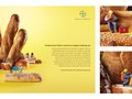 Bayer CropScience ad placed in National Geographic's global issue on food scarcity.