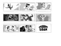 Trailer Storyboard for Student Loan short Film p04
