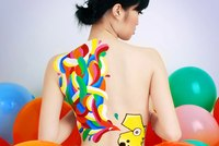 Body Painting Project
