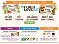 Fiber Love Club Slider + Homepage Modules
