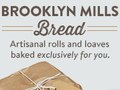 Banner Ad for Brooklyn Mills Bread at FreshDirect.com