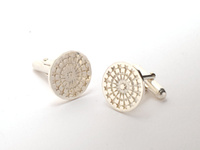 Olokik  Sterling  Cufflinks