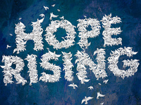 Hope Rising Illustration