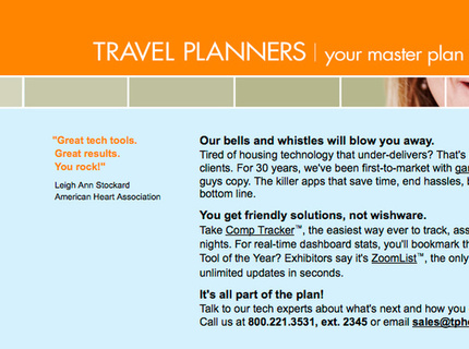 Travel Planners Company Services Copy (TP/Quikbook)