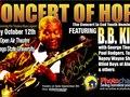 B.B. King, Concert of Hope: San Diego Tribune