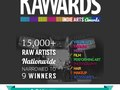 "Semi-Finalist for ""RAWards"" 2013"