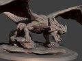 Dragon : Zbrush