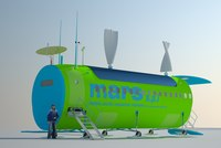 M.A.R.S. Mobile Arctic Research Station, Arctic Perspective Initiative Competition