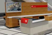 Westfield Desk