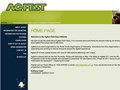 Agfest site CMS implementation using design by Direct Design