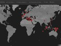 Custom Google Maps colorisation and clustering with info popups