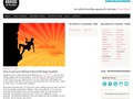 Article detail page