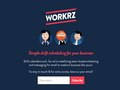 Workrz pre-registration
