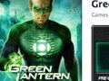 Green Lantern Social Media Campaign Including Multiple Web and Mobile Apps