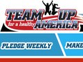 Team Up For a Healthy America National Branding and Digital Campaign