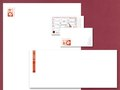 Hiroko's Place Cafe: Letterhead/Business Card