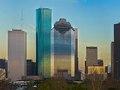 Houston Skyline at Dusk, Photo ©Cyndy Allard