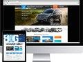 Inland Empire Honda Dealers Website Mock