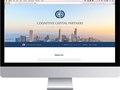 Cognitive Capital Partners Web UX + Relaunch