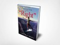 """Book Cover Design - Choose the """"Right"""" by Larry Alan Brown"""