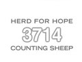 Serta – Herd for Hope Wall