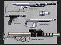 SWG: Mandalorian Weapons