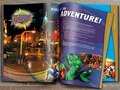Company: Universal Orlando Resort • Assets: Brochure • Role: Graphic Designer, Art Director for photo shoots, chose talent, created story boards