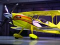 """Turbine Toucan in Hangar (David Designed and Built the Aircraft) Disney used the aircraft in the production of """"Planes"""" 2013"""