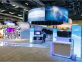 Varian Medical Systems Booth Design/Graphics (80ft. x180ft.)