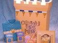 Packaging design for themed children's clothing store