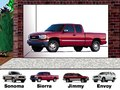 Concept, Design and Flash Animation for Michael Holigan Home Builder and GMC (www.chikenskratch.com/MichaelsGarage.html