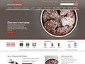 AEG Website designs