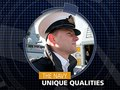 Touch screen recruitment game for Royal Navy