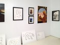 Drawings, Paintings & Collages - Chelsea, New York 2014