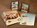 Chef Special's Menus, Table Tents, FSI Mailers