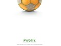 Publix Youth Soccer Promotional Poster