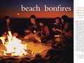 Beach Bonfires, Coastal Living