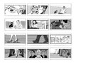 Trailer Storyboard for Student Loan short Film p02