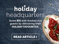 Kraft Heinz Foodservice Canada | Holiday 2018 English | Homepage Carousel BannerKraft Heinz Foodservice Canada