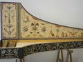 Italian Harpsichord decoration for the detail inside lid harpsichord decoration for  L'opéra Royal de Versailles